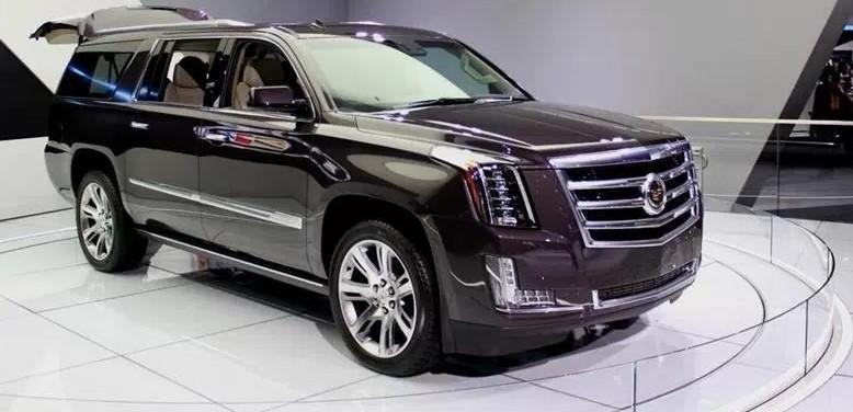 2019 Cadillac Escalade ESV Exterior
