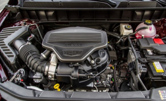 2019 Cadillac Fleetwood Engine
