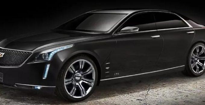 2019 Cadillac Fleetwood Exterior