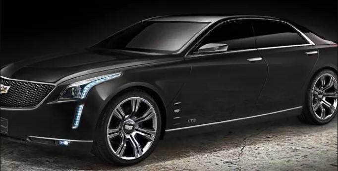 2021 Cadillac Fleetwood Exterior