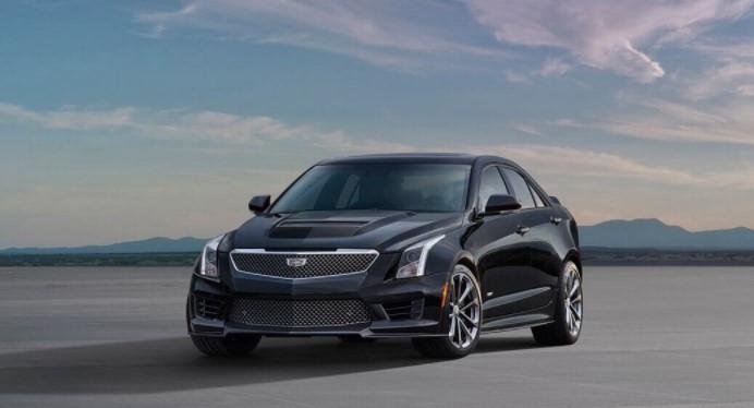 2019 Cadillac ATS Exterior