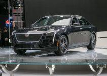 2019 Cadillac CT5 Exterior