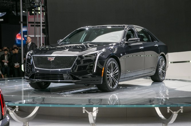 2019 Cadillac CT5 Review, Redesign, And Specs – Cadillac ...