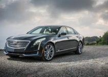 2019 Cadillac CT8 Exterior