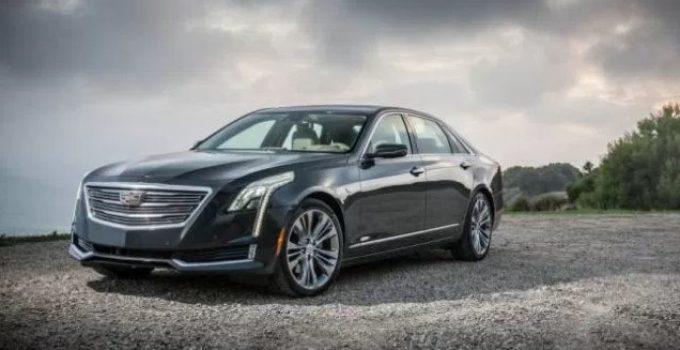 2020 Cadillac CT8 Exterior