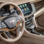 2020 Cadillac CT8 Interior