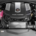 2019 Cadillac CTS-V Coupe Engine