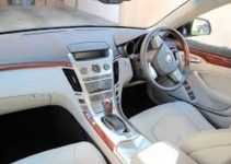 Cadillac CTS 2019 Interior