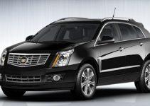 Cadillac 2019 SRX Exterior
