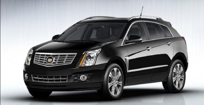 2019 Cadillac SRX Exterior