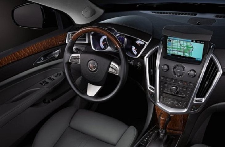 Cadillac 2020 SRX Interior