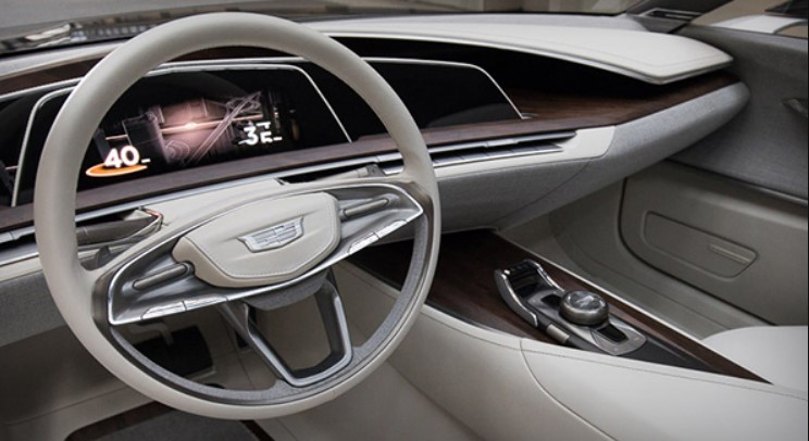 2019 Cadillac Wagon Interior