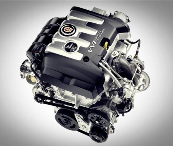 Cadillac 2019 XT4 Engine