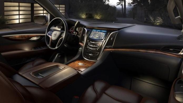 Cadillac 2019 XT4 Interior