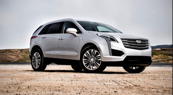 2020 Cadillac XT7 Exterior