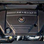 2020 Cadillac XTS Engine