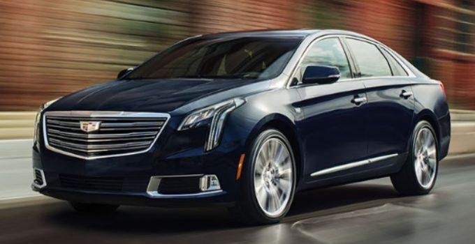 2020 Cadillac XTS Exterior