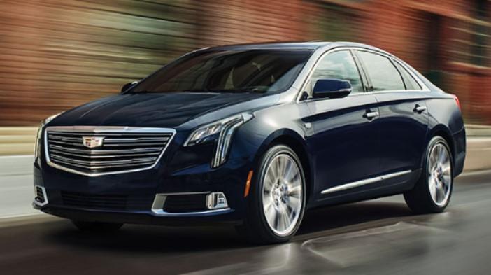 Cadillac 2021 XTS Exterior