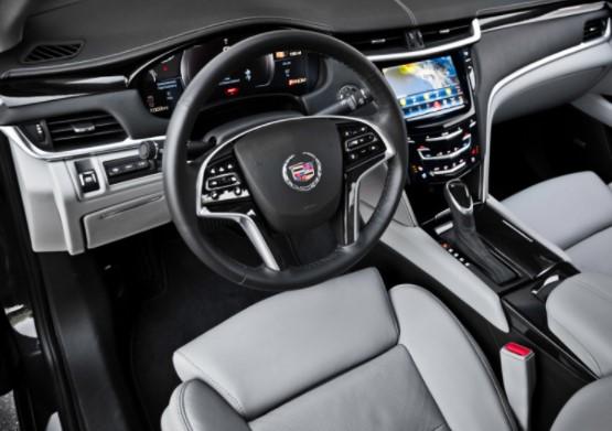Cadillac 2019 XTS Interior