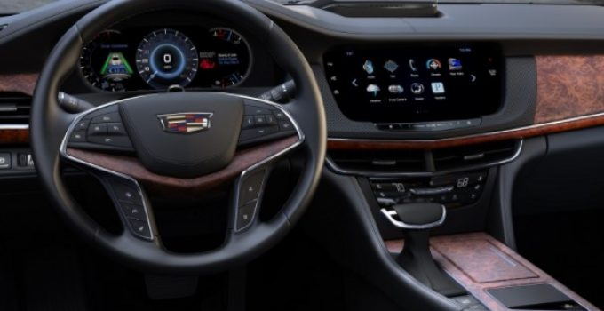 Cadillac CT6 2020 Interior