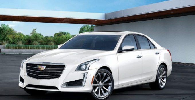 Cadillac 2019 CTS-V Exterior
