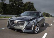 2020 Cadillac CTS Exterior