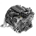2019 Cadillac DTS Engine