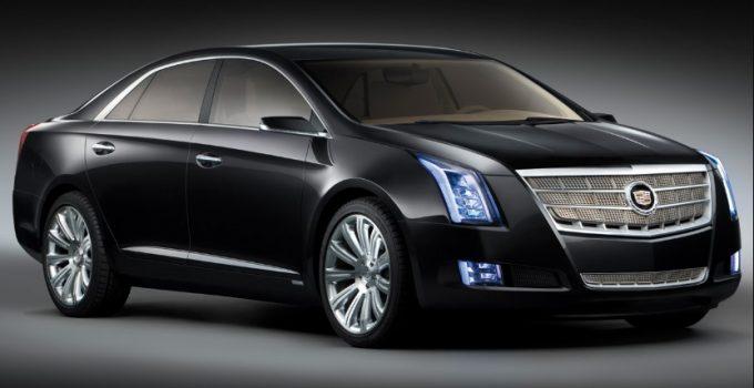 2020 Cadillac DTS Exterior