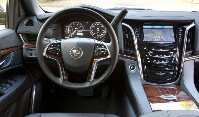 2019 Cadillac Deville Interior