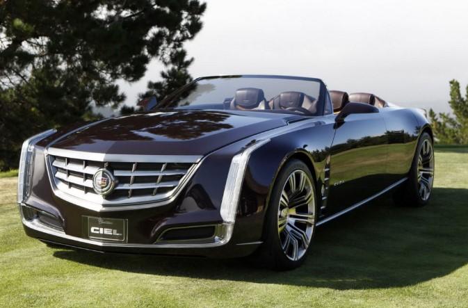 2020 Cadillac Eldorado Exterior