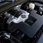 2021 Cadillac Escalade Engine
