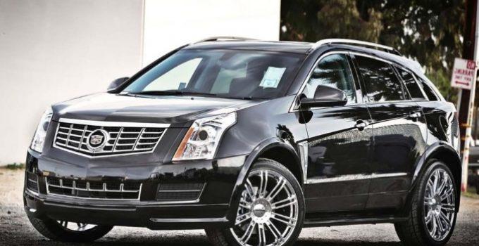2020 Cadillac SRX Exterior