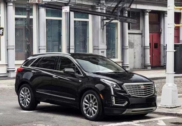 2019 Cadillac XT5 Changes Exterior
