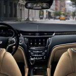 Cadillac 2019 XT5 Interior
