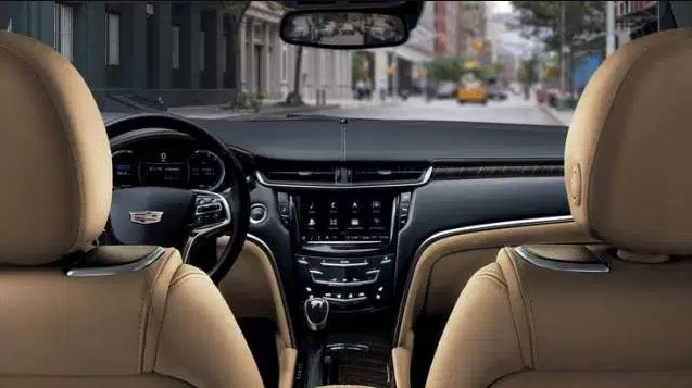 2019 Cadillac XT5 Changes Interior