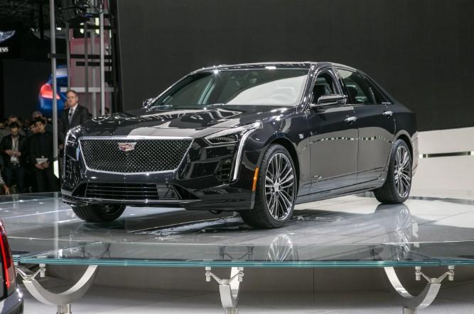 Cadillac 2020 CT5 Exterior