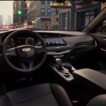 2019 Cadillac Crossover Interior