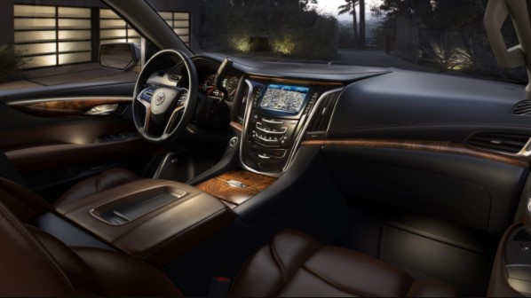 Cadillac Escalade 2019 Interior