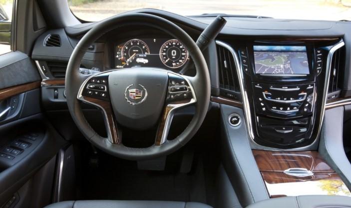 2019 Cadillac DTS Interior