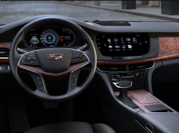 2020 Cadillac CT9 Interior – Cadillac Specs News
