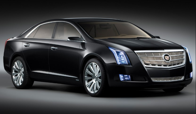 2019 Cadillac DTS Exterior