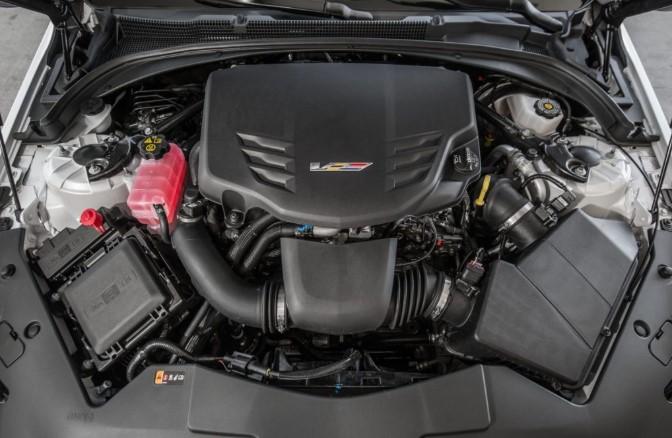 2021 Cadillac Eldorado Engine