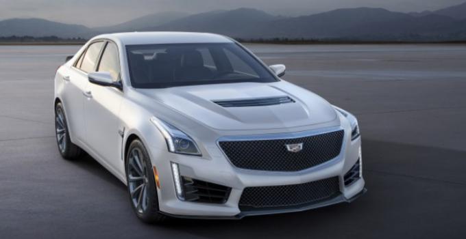 2020 Cadillac ATS Exterior
