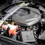2020 Cadillac CTS V Engine