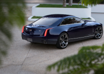 2020 Cadillac ELR Exterior