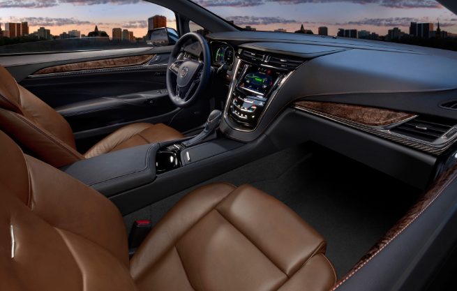 2020 Cadillac ELR Interior