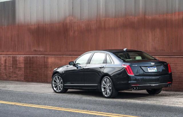 2021 Cadillac CT6 Exterior – Cadillac Specs News