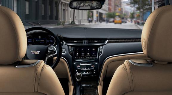 Cadillac 2020 ATS Coupe Interior