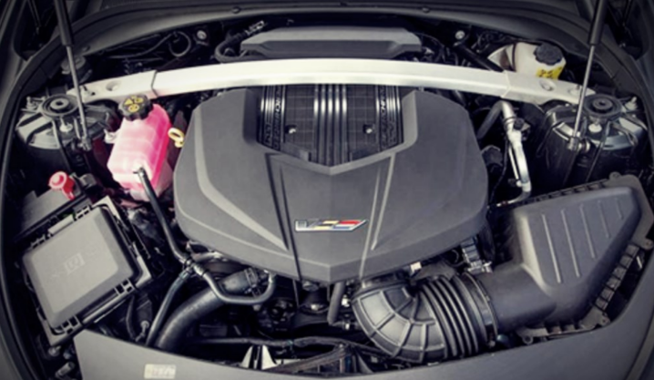 2019 Cadillac CT4 Engine