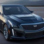 2019 Cadillac CT4 Exterior